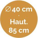 40 cm / 85 cm - BulM M