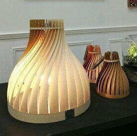 Lampe de chevet sur-mesure, LairiaL