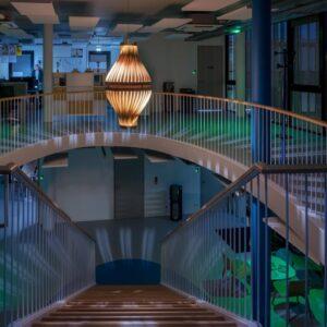 Ombres et lumières pour une ambiance sensorielle - BulM XL by LairiaL en open space