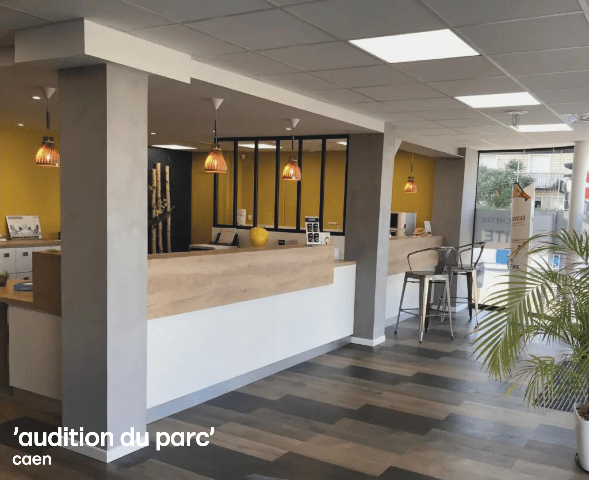 magasin d'audition Caen / volupte S & bulm M