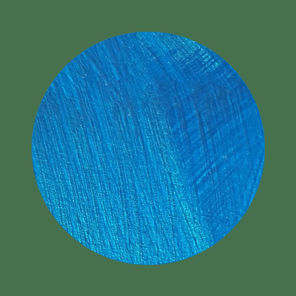 teinte : bleu