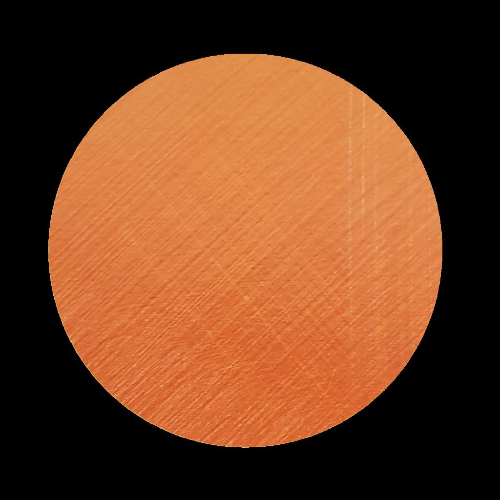 teinte : orange